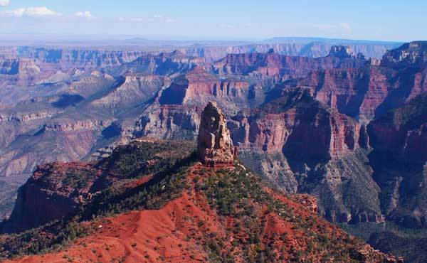 Grand Canyon North Rim 1